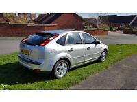 Ford focus Ghia 2007 1.6 petrol not diesel.Px swap.