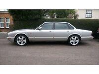 Jaguar XJ8 3.2, 2002, Silver, Fully Loaded.