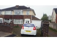 LET BY - 3 BEDROOM SEMI - YOXHALL AVENUE - HARTSHILL - STOKE ON TRENT - LOW RENT - NO DEPOSITS