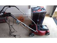 Einhell GCEM1536 1500 W 36 cm Electric Lawn Mower Garden Grass Milngavie Bearsden
