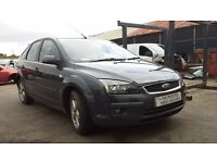 **FOR BREAKING** 2006 FORD FOCUS (CHOICE OF THREE).