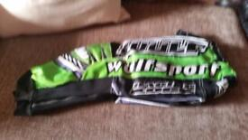 WULFSPORT OFF ROAD TROUSERS SIZE 20 INCH WAIST