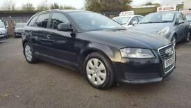 AUDI A3 FACELIFT 1.9 TDI 5 DOOR 2009 / CAMBELT DONE / 1 OWNER / FULL SERVICE HISTORY / £30 TAX