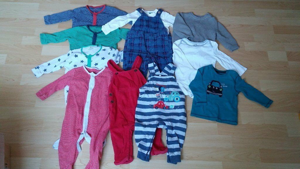 Baby Clothes, 6-9 months - EXCELLENT CONDITION