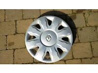 renault Wheel trim - single