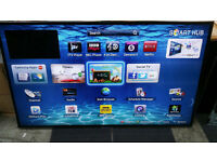"""SAMSUNG 65"""" Smart 3D LED TV with Voice ctrl -wifi- Freeview HD & Freesat HD"""