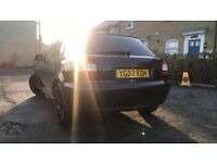 AUDI A3 1.8T Black with Beige Leather Seats