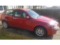 Alfa Romeo 147 JTD, 2l Diesel, 94k, 2003