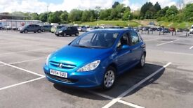 PEUGEOT 307S 2004 IN A GOOD CONDITION AND VERY CHEAP