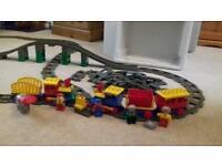 Duplo train sets