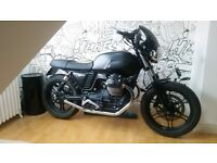 Moto Guzzi V7ii Stone Custom