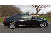 BMW 3 Series Coupe (2006 - 2010) E92 3.0 325d M Sport Highline 2dr