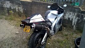 Aprilia Rsv Mille Swap? Comes With Complete Spare Fairings