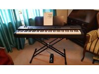 Yamaha CP4 Professional Stage Piano - mint condition