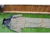 Korum fishing suit
