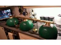Pool table lights..or use in man cave etc..