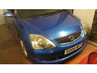 Honda Civic EP Facelift Front Bumper with Lip x2 EP2 EP3 BREAKING