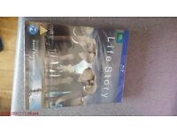 Blu ray - planet earth - life story - unopened dvd
