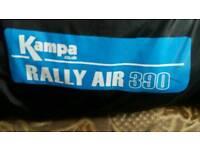 Kampa rally AIR 390 awning