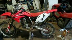 2 x Honda crf 150