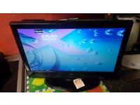 22 inch hd freeview dvd combi and remote hmdi etc