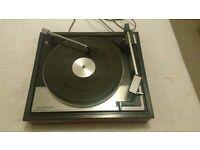 Garrard Vintage Record Player Turntable 70's Retro