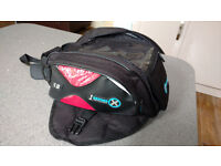 Oxford First 1st Time Magnetic Tank Bag Motorbike Motorcycle Tankbag Luggage 18L