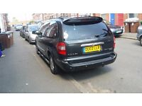 Chrysler grand voyager limited edition for sale