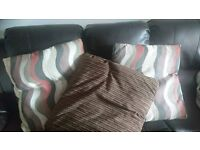 Large Cushions (Three)