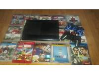 Sony ps3 with games