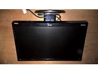 "ASUS 24"" Full HD Flat Screen LCD Monitor"