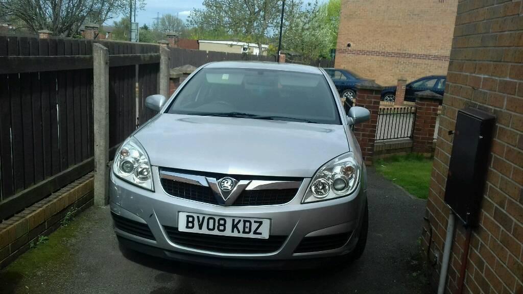 2008 Vauxhall vectra 1.9 cdti must be seen 12 month mot