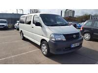 Toyota Hiace 12 Seat Minibus