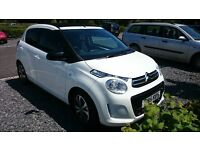 Citroen C1 1.2 Airscape Flair Puretech with full length electric sunroof; top of the range