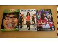 Ugly Betty seasons 1-3
