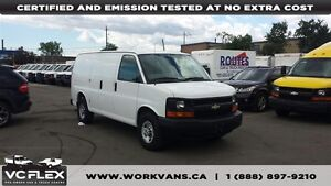 2009 Chevrolet Express 2500 4.8L Cargo - CERTIFIED
