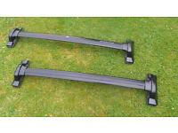 genuine honda roof bars for 3rd gen crv 07-11