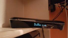 Humax recordable freesat box