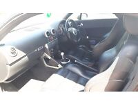 Audi TT Quatro 1.8 for sale lovrly car geniune reason for sale as not used enough