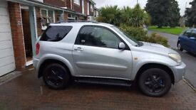 Toyota RAV4,stunning condition inside and out,drive's great!!