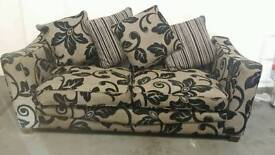 Stunning DFS 3 Seater Sofa - Perfect Condition - Delivery Available