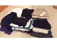 Maternity Clothes Bundle size 8/10/12