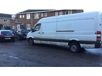Mercedes sprinter lwb 09 great van need gone