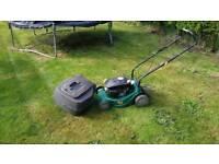40 cm sp petrol mower