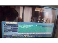 Toshiba 46 inch lcd tv