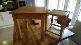 2 bedside tables for the price of 1...