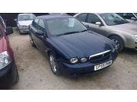 jaguar x type classic d 2005-05-plate, 2.0 turbo diesel, manual ,only 131,000 miles