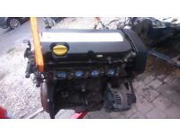Z18XER engine from vauxhall vectra c 1.8 will also fit astra h zafira b etc