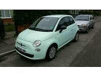 64 PLATE FIAT 500 POP FOR SALE