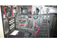 z97 rog motherboard,ram,psu bundle
